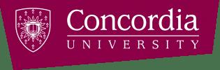 logo Concordia university client Corrupal